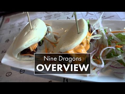 Nine Dragons Restaurant | Epcot