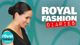 The Royal Fashion Diaries - October Edition