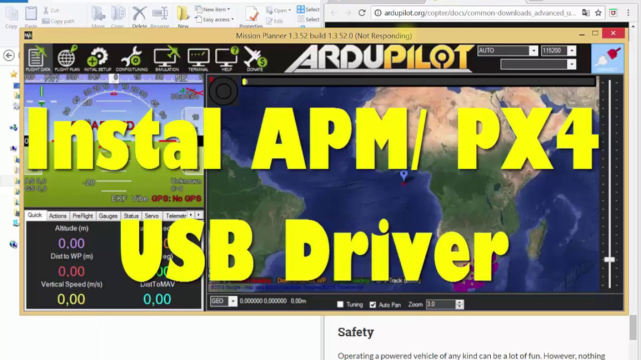 APM (FC) - USB Driver Connection Fix (Bahasa Indonesia)