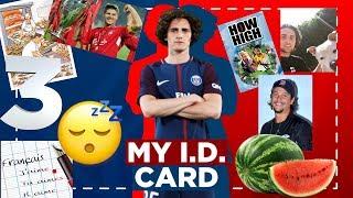 MY I.D. CARD - EP1 - ADRIEN RABIOT