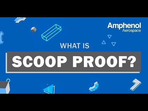 Connector Challenge - What is Scoop Proof?