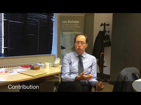 Interview Javier Andreu Pintado