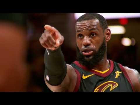 """Best Of The Nba's Conference Finals In Phantom """"gloves Are Comin' Off"""" By 7kingz Ft. The Phantoms"""