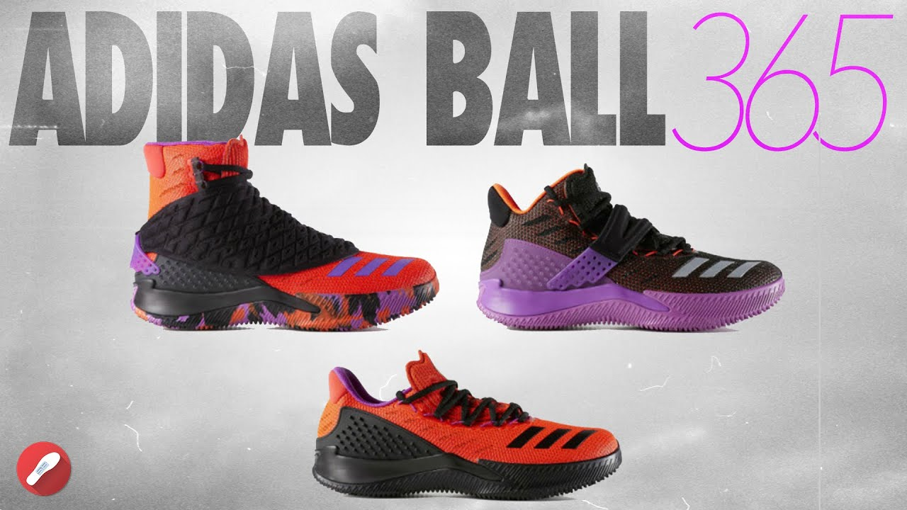 cc9efd1572dacf Adidas Ball 365 Initial Thoughts! - YouTube
