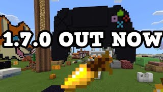 Minecraft 1.7.0 UPDATE OUT - All Changes For PE / Xbox