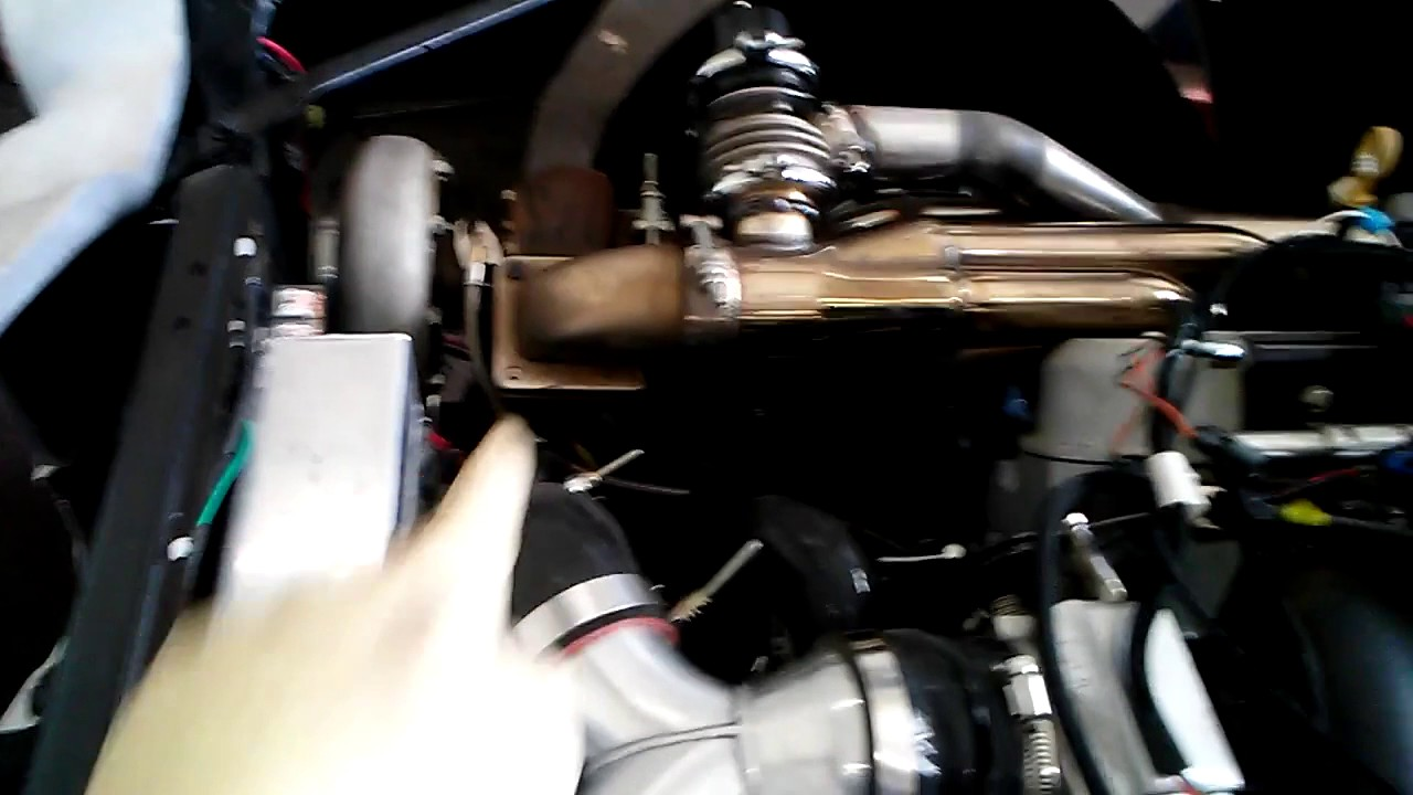 Mega Squirt 3 Efi Wiring Install Gm Ls Lq4 Twin Turbo Remove Fast Wire Harness Part 1