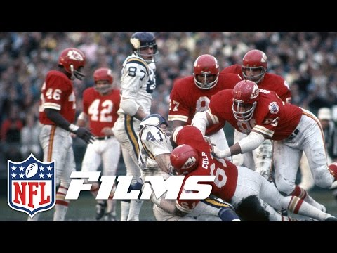 #10 The Chiefs Stun the Vikings in Super Bowl IV | NFL Films | Top 10 Upsets