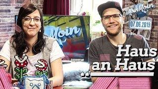 Alles zu unserem Gaming-Event Haus an Haus | MoinMoin mit Nils & Kiara