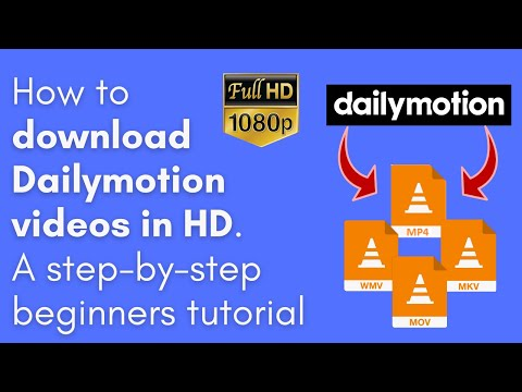 Download Dailymotion Videos - How To Download ANY Dailymotion Video For FREE! PC & Mac Users