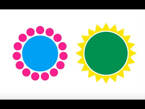 Duplicate Objects Around A Circle In Adobe Illustrator