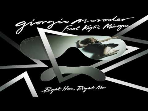 Giorgio Moroder, Kylie Minogue - Right Here, Right Now - Kenny Summit Club Mix mp3