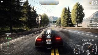 Need for Speed  Rivals Freeroam PC Gameplay Part 2