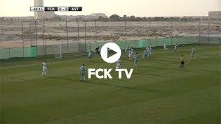 Se Falks mål og Skovs lækre assist mod Astana