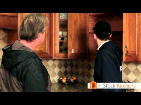 In Stock Kitchens Moen Chateau Kitchen Faucet Repair Cabinets Youtube