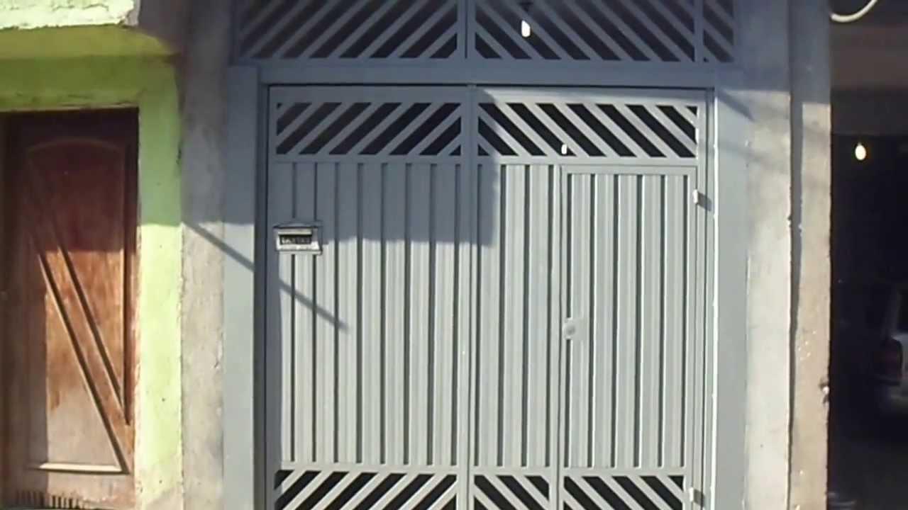 Favoritos FortFlex Portões Automáticos, Portões Basculante, Portões  ML52