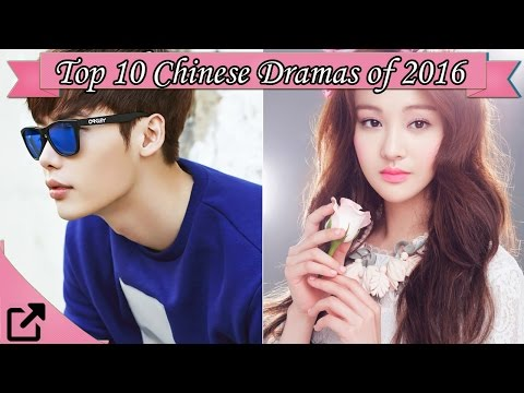 Top 10 Chinese Dramas of 2016 (#00)