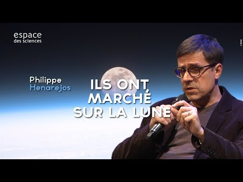 [Philippe Henarejos] Ils ont marché sur la Lune