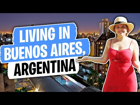 Living in Argentina as an American (Buenos Aires Interview)