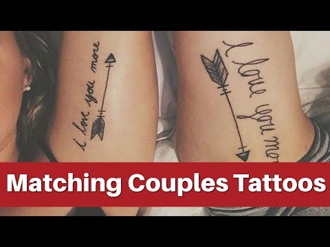 Matching Couples Tattoos Video Youtube