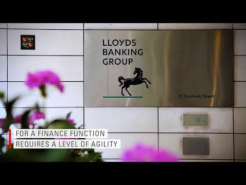 Lloyds Bank Chooses Oracle ERP Cloud to Transform Finance