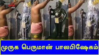 Lord Murugan Paalabeshegam | Abishega Aradhanai | Lord Murugan | Britain Tamil Bhakthi