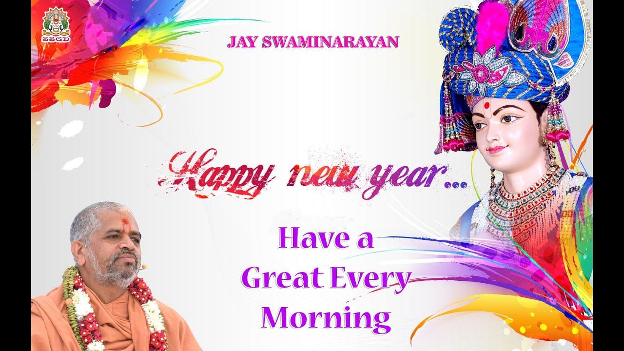 Happy New Year Jay Swaminarayan 6