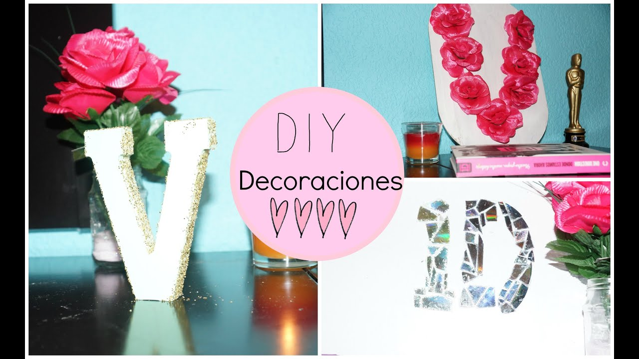 Decoraciones para tu cuarto youtube - Decoraciones de cuartos ...