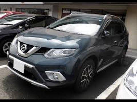 nissan x trail t32 2015 7 seat review youtube. Black Bedroom Furniture Sets. Home Design Ideas