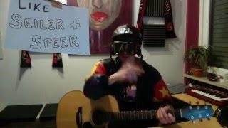 """XXUwe singt """"Ham kummst"""" aaf fränggisch (Original vo Seiler und Speer)"""