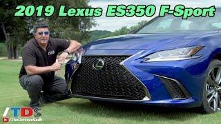 2019 Lexus ES350 F-Sport - First Drive & Review