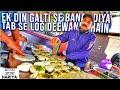 Jammu : Street Food ke KALADI RAJA | Cheese Burst Kaladi Pizza, Tandoori Gubara Dhuni Wali Chutney 🤤
