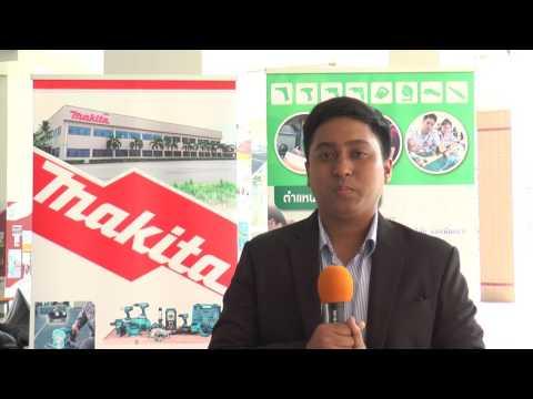"""""""มาดูกันว่า ทำไมบริษัทต่างๆ ถึงเลือกวิศวฯมข."""" บริษัท makita manufacturing (thailand) co. ltd"""