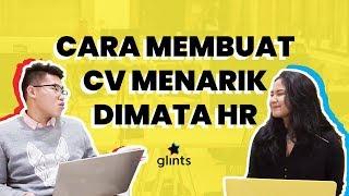 CV Menarik HR Tertarik (Job Hacks #3)