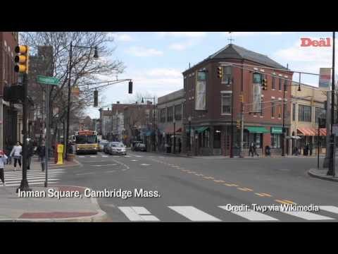 Boston tech? Think Cambridge, the new Route 128