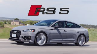 2019 Audi RS5 Sportback Review - The Swiss Army Knife of Cars
