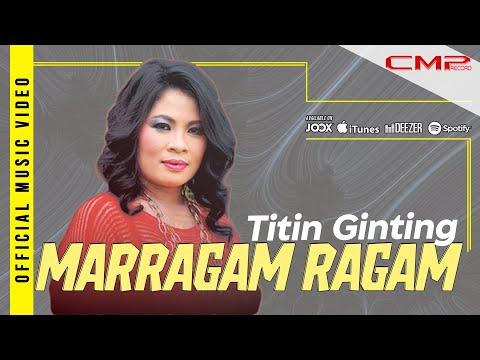Titin Ginting - Maragam-Ragam (Official Lyric Video)