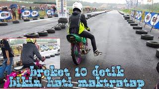 Tayang breket 10 super super amatir , drag bike mijen 7 maret 2019