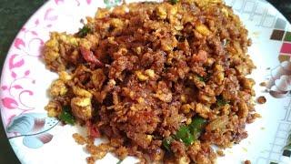 How To Make Egg Bhurji Recipe