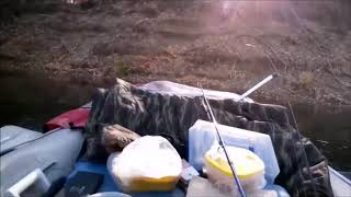 Рыбалка Оренбург.Октябрьский вояж 2