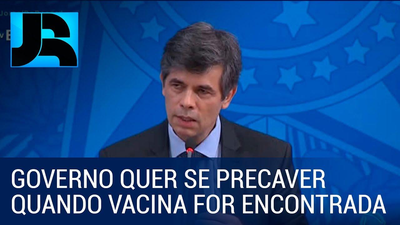Brasil já se prepara para adquirir vacinas contra a Covid-19 assim que forem descobertas