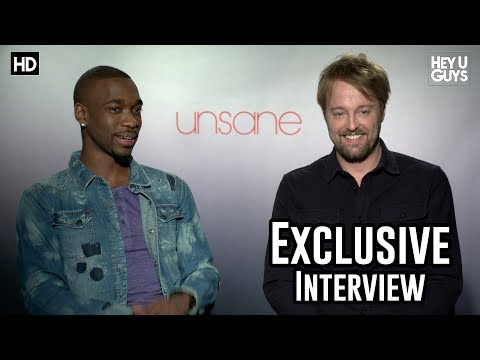 Jay Pharoah & Joshua Leonard  Unsane Exclusive