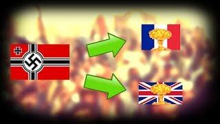 🔴 REDIFFUSION: LES NAZIS ONT GAGNE LA SECONDE GUERRE MONDIALE ! (Hearts Of Iron IV | HOI 4 FR)
