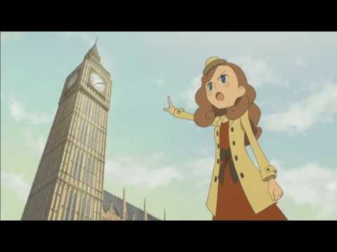 Lady Layton trailer