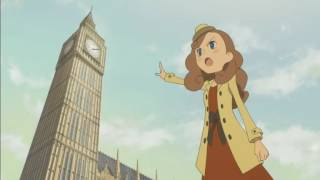 Repeat youtube video Lady Layton trailer