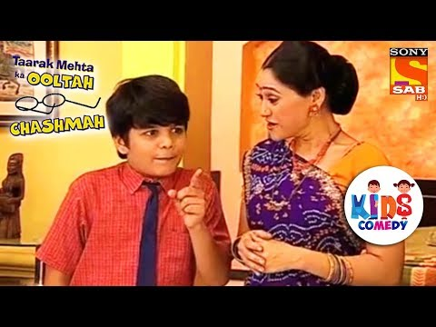 Tapu Demands A Party From Jethalal | Tapu Sena Special | Taarak Mehta Ka Ooltah Chashmah