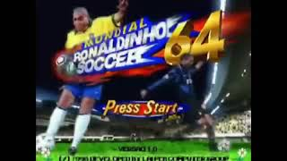 Love Live! x Ronaldinho Soccer 64 crossover