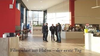 Filmpalast Nienburg – der erste Tag