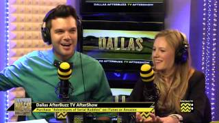 "Dallas After Show w/ Emma Bell Season 3 Episode 3 ""Playing Chicken"" 