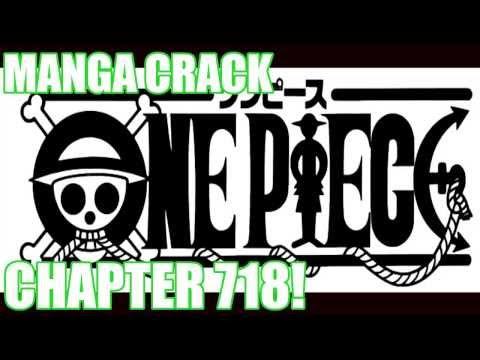 Manga crack: One Piece ch 718