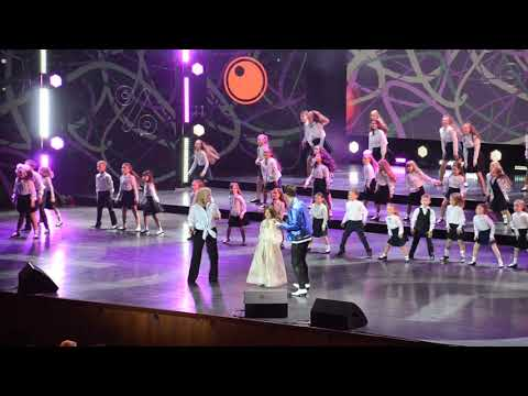 Лариса Долина и Александр Панайотов - Ах школа , школа ! ( памяти Юлии Началовой )